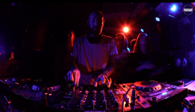 Mark Broom Boiler Room Session