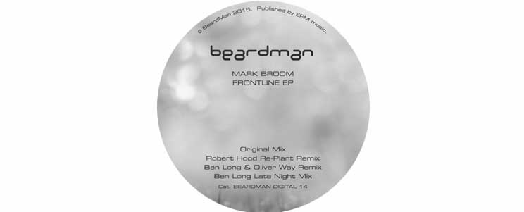 Mark Broom Frontline EP