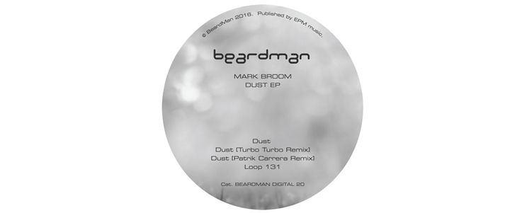 Mark Broom Dust EP