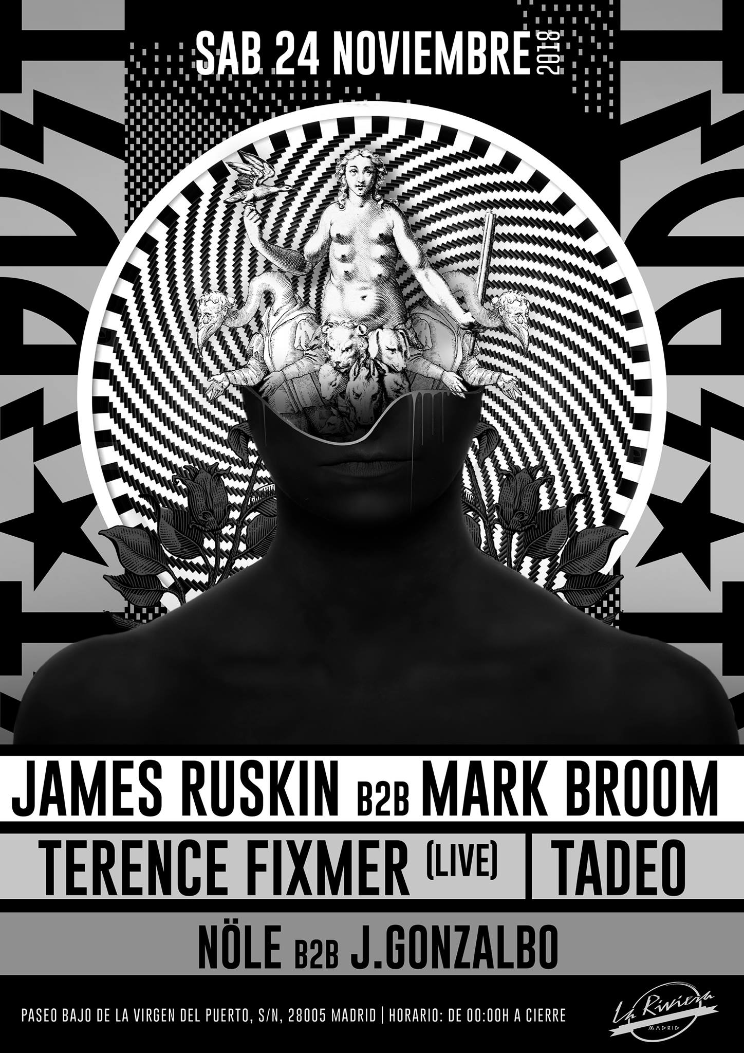 Mark B2B James Ruskin, Madrid, Spain