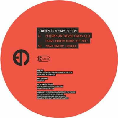 Floorplan V Mark Broom EP