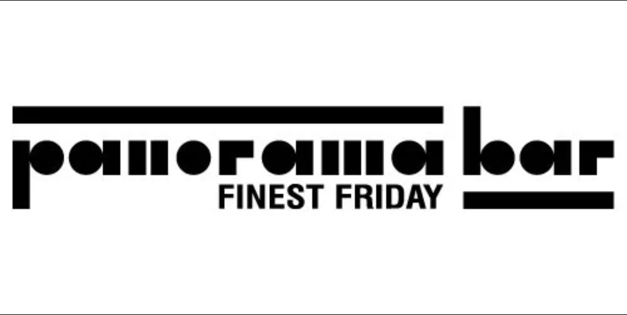 Finest Friday at Panorama Bar